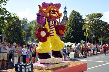 2. Platz Clown, FFW Roethenbach